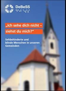Cover der Handreichung Barrierefreiheit