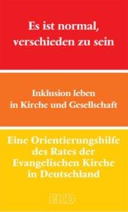 Cover Orientierungshilfe der EKD